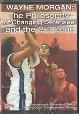 Wayne Morgan: The Philosophy of Changing Defenses and the 2-3 Zone