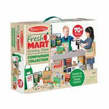 Melissa and Doug Fresh Mart Grocery Store Companion Set   Pretend Play