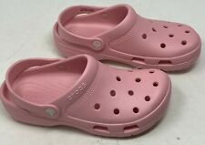 Crocs Women's Coast Clog Men's 4 Women's 6 Petal Pink