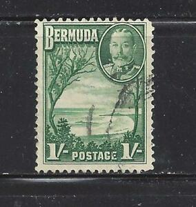 BERMUDA - 113 - USED - 1936 - KING EDWARD VIII & GRAPE BAY