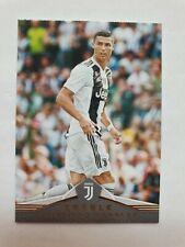 2018-19 Treble Soccer Cristiano Ronaldo Base Juventus Turin