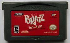 BRATZ ROCK ANGELZ AGB ADUE USA NINTENDO GAME BOY ADVANCE CARTUCCIA