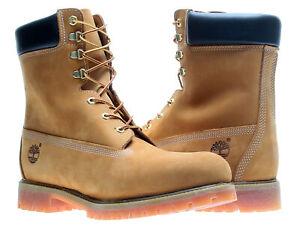 Timberland 8 Inch Premium Waterproof Wheat Men's Boot 12281