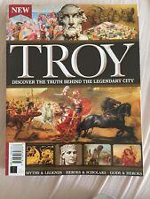 Troy Myths & Legends (brand New Magazine)