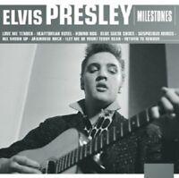 ELVIS PRESLEY - MILESTONES-ELVIS  CD NEW+