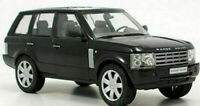 LAND ROVER RANGE ROVER 1:24 Scale Diecast Model Toy Car Miniature Black