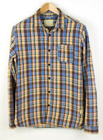 Scotch & Soda Hommes Carreaux Chemise Décontractée Taille L AFZ352