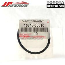 GENUINE TOYOTA LEXUS OEM NEW ENGINE COOLANT THERMOSTAT GASKET SEAL 16346-50010