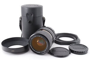 [Excellent] Mamiya Sekor C 55-110mm f/4.5 N Zoom MF Lens for 645 From JP 767400