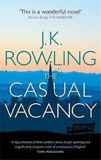 The Casual Vacancy, Rowling, J.K., New