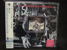 10CC The Original Soundtrack + 4 JAPAN MQA UHQ-CD Godley & Creme UK Soft/Pop Roc