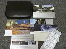 2009 Mercedes Benz CLS550 CLS63 AMG Sedan Owner Manual User Guide 5.5L 6.2L V8