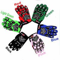 Kids Children Motorcycle Gloves Motorbike Gear Motorcross S-M-L Size 5 Colors