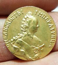 Russian Imperial coin 1748.Check description!