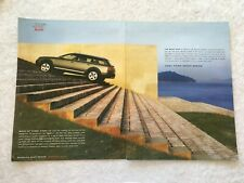 AUDI ALLROAD QUATTRO 2000 POSTER ADVERT READY FRAME A3 SIZE F