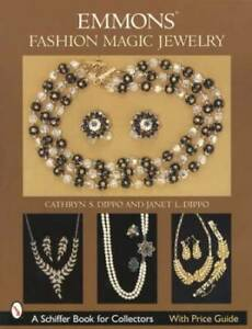Vintage Emmons Costume Jewelry Fashion Magic Collector Guide pre Sarah Coventry