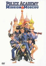 DVD   //  POLICE ACADEMY 7 : Mission à Moscou  //  NEUF cellophané