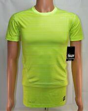 Nike Core Hyperblur Compression Dri Fit Training Shirt Sz Large New 619968 354