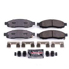 Disc Brake Pad Set Front Power Stop Z23-1015