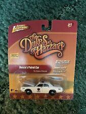 DUKES OF HAZZARD ROSCO'S 1977 DODGE MONACO PATROL CAR JOHNNY LIGHTNING MIB