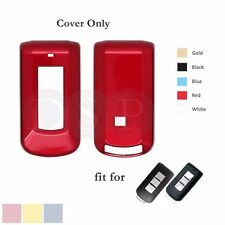 Paint Metallic Color Remote Key Cover fit for MITSUBISHI Lancer Outlander 0520RD