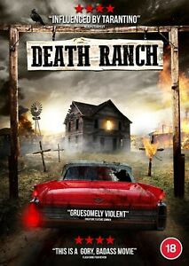 DEATH RANCH (RELEASED 11TH OCTOBER) (DVD) (NEW)