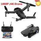 4K HD Drone X Pro WIFI FPV Camera 3 Batteries 3D Foldable Selfie Quadcopter new