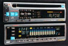 Alpine 2-DIN Old School Radio/CD Player & Tape Deck/Equalizer