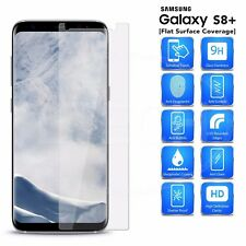 For Samsung Galaxy S8 Plus Premium 2 PCS Tempered Glass Screen Protector 9H