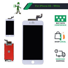 For iPhone 6S LCD Replacement Display Touch Screen Digitizer Lens- White
