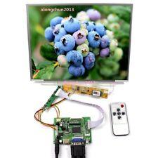 HDMI VGA 2AV Control Board + 12.1inch 1024x768 LTN121X04 LTN121X1-L02 LCD Screen