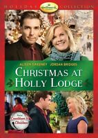 Christmas at Holly Lodge DVD NEW