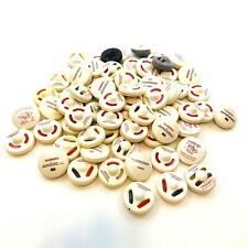 Uss Security Eas Apparel Security Ink Tags Lot 68 Pieces Assorted
