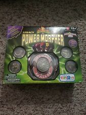 Power Rangers 20th Anniversary Legacy Power Morpher  Toysrus Exclusive