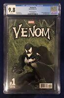 Venom #1 Todd McFarlane Variant 1:1000 CGC Blue Label 9.8 Marvel New Venom RARE!