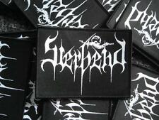 STERBEND Logo patch Paria Hinsidig Bethlehem Be Persecuted Forgotten Woods