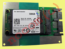 Dell Latitude E4200 interne SSD 500GB uSATA (mSATA) Neuware