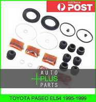Fits TOYOTA PASEO EL54 1995-1999 - Brake Caliper Cylinder Piston Seal Repair Kit