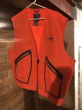 Sitka Gear Blaze Orange Hunting Vest 2XL