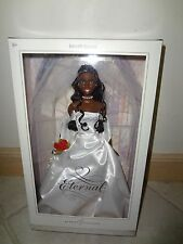 BARBIE DAVID'S BRIDAL AFRICAN AMERICAN DOLL  NRFB HARD TO FIND