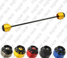 Quality Gold  Rear axle Fork slider for TMAX XP 500 2008-2011 TMAX 530 2012-2015