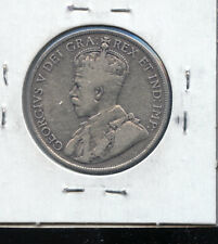1917  Newfoundland 50 Cents VG TB160