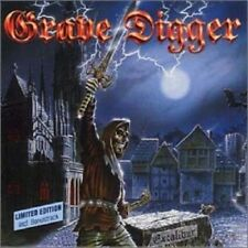 Grave Digger - Excalibur - Nuclear Blast 2000 NEW Sealed CD