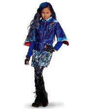 **New Disney Store Descendants Evie Jacket Skirt Leggings Costume Set Sz 9/10
