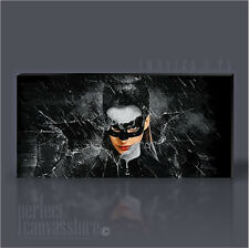 BATMAN - CATWOMAN AWESOME ICONIC CANVAS PRINT Art Williams UPGRADE 120x56cm