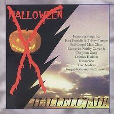Hallelujah Halloween XXX (CD, Oct-1999, Tyscott) Gospel Kids Christian Soldiers