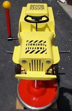 "Child's Barber Chair Structo ""Doodle Bug"" pedal car"