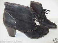 TAMARIS # coole Ankle BOOTS Gr. 38 braun Damen Schuhe High Top Sneakers Stiefel