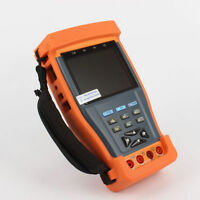"""3.5"""" inch LCD Security CCTV Tester Monitor PTZ Video Audio Camera UTP test"""