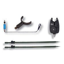 Carp Spirit Alarm Set KIT CARP FISHING 2 PICCHETTI + SEGNALATORE + SCIMMIETTA +